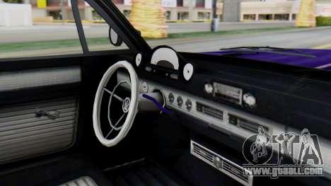 GTA 5 Declasse Voodoo IVF for GTA San Andreas right view