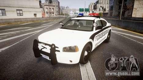 Dodge Charger 2010 New Alderney Sheriff [ELS] for GTA 4