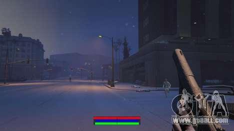 Long Winter 0.2 [ALPHA] for GTA 5