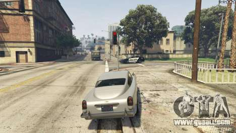 Working gadgets on the car JB700 for GTA 5