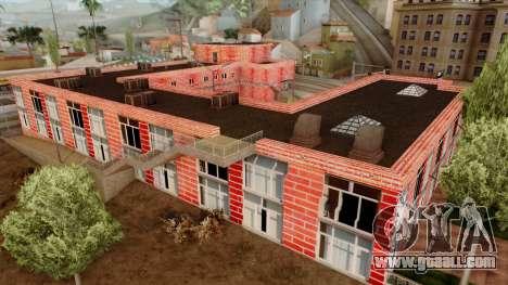 Motel Jefferson for GTA San Andreas forth screenshot