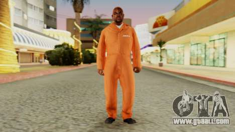 [GTA 5] Prisoner2 for GTA San Andreas second screenshot