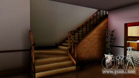 New Interior for CJs House for GTA San Andreas