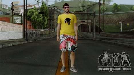 GTA 5 Online Wmygol2 for GTA San Andreas second screenshot