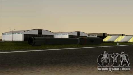 Homing Missile for GTA San Andreas third screenshot