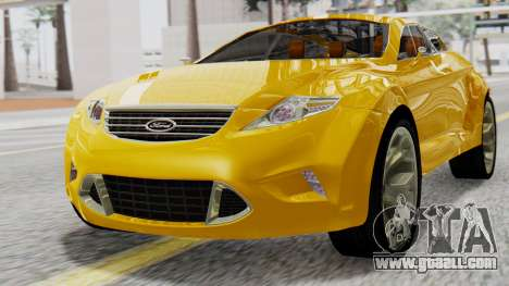 Ford Iosis for GTA San Andreas