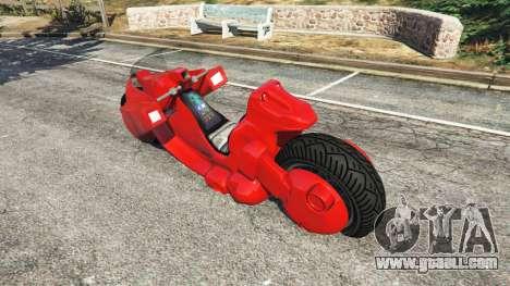 Kenedas bike from Akira for GTA 5