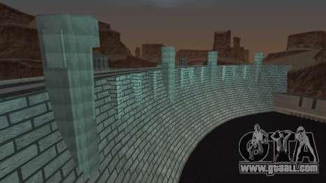 Dam for GTA San Andreas forth screenshot