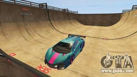 GTA 5 Steep ramp fifth screenshot