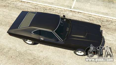 GTA 5 Ford Gran Torino Sport 1972 [Beta] back view