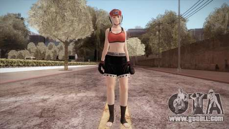 Mila Box for GTA San Andreas second screenshot