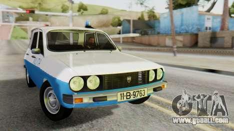 Dacia 1310 Militia for GTA San Andreas