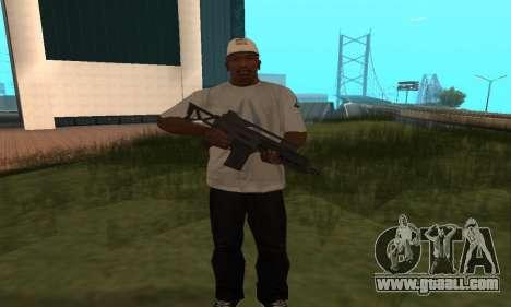GTA 5 Special Carbine for GTA San Andreas third screenshot