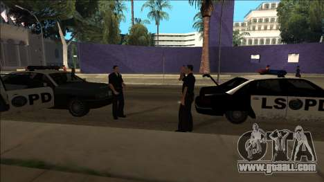DLC Big Cop and All Previous DLC for GTA San Andreas fifth screenshot
