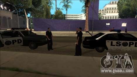 DLC Big Cop and All Previous DLC for GTA San Andreas fifth screenshot