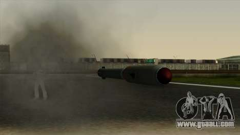 Homing Missile for GTA San Andreas forth screenshot