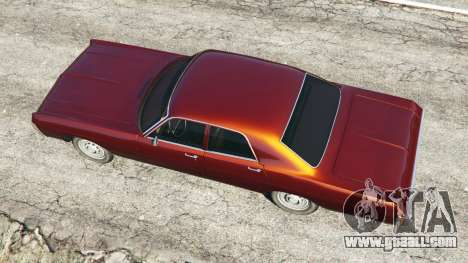 Dodge Polara 1971 for GTA 5