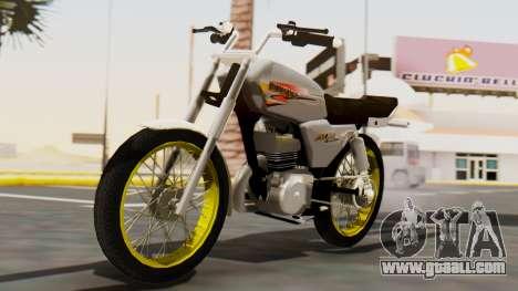 Suzuki AX 100 Stunt for GTA San Andreas