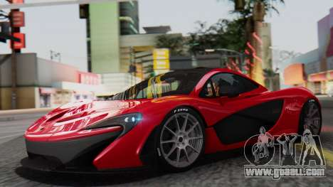 Progen T20 for GTA San Andreas