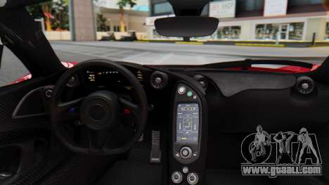 Progen T20 for GTA San Andreas back left view