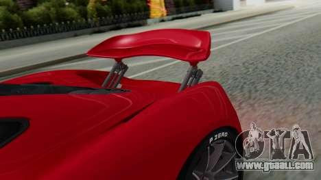 Progen T20 for GTA San Andreas right view