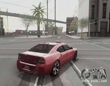 Herp ENB v1.6 for GTA San Andreas second screenshot