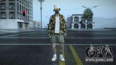 Beach Bum Hmyri for GTA San Andreas second screenshot