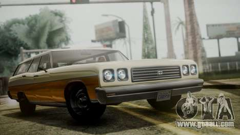GTA 5 Dundreary Regina IVF for GTA San Andreas