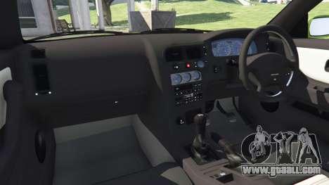 Nissan Skyline BCNR33 [Beta]