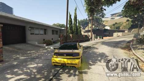 GTA 5 Semi-Realistic Vehicle Physics V 1.6 third screenshot