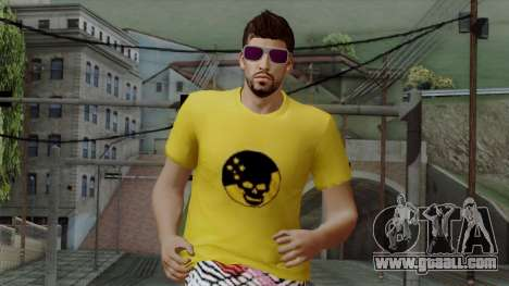 GTA 5 Online Wmygol2 for GTA San Andreas