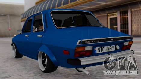 Dacia 1310 TX for GTA San Andreas left view