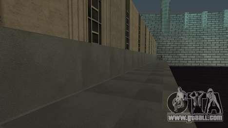 Dam for GTA San Andreas second screenshot