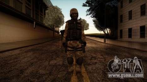 U.S.A. Ranger for GTA San Andreas second screenshot