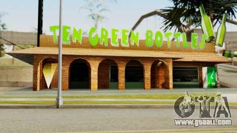 New Bar for GTA San Andreas forth screenshot