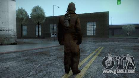 Order Soldier2 from Silent Hill for GTA San Andreas third screenshot