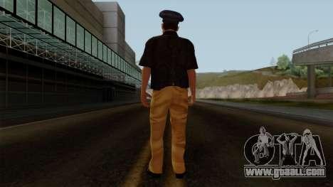 Pakistani Police for GTA San Andreas third screenshot