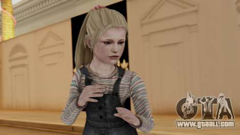 [SH2] Laura Child for GTA San Andreas