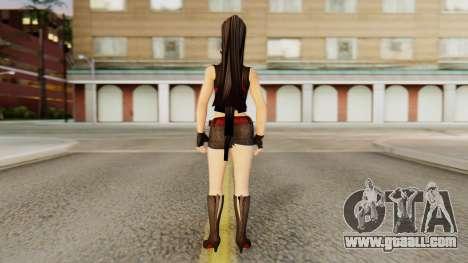 Momiji from DoA 5 for GTA San Andreas third screenshot