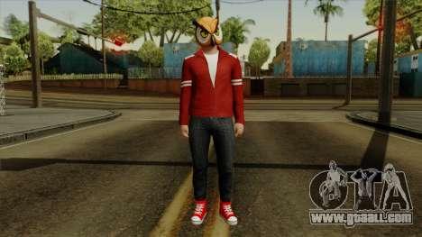 VanossGaming Skin for GTA San Andreas second screenshot