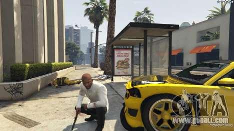 GTA 5 Semi-Realistic Vehicle Physics V 1.6 eighth screenshot