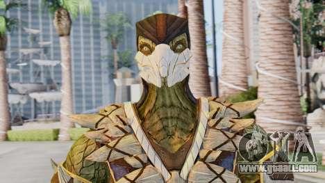 [MKX] Reptile for GTA San Andreas
