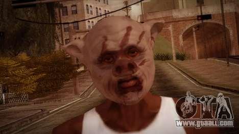 Cerdo Zombie for GTA San Andreas