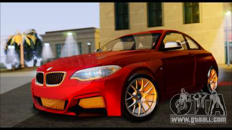 BMW 235i F22 for GTA San Andreas
