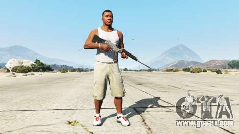 GTA 5 FN FAL second screenshot