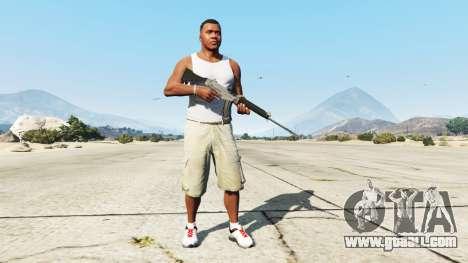 FN FAL for GTA 5