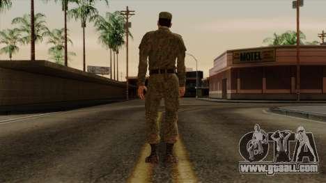 The ordinary modern Russian army for GTA San Andreas third screenshot