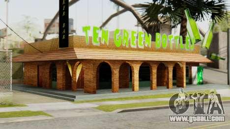 New Bar for GTA San Andreas second screenshot
