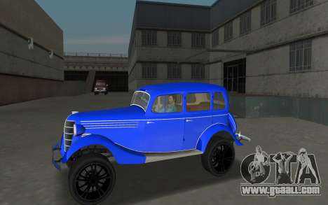 GAZ 11-73 Royal Blue for GTA Vice City
