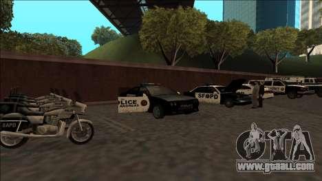 DLC Big Cop and All Previous DLC for GTA San Andreas eighth screenshot